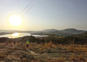 Wagendrift sees an exciting weekend of trail running and relaxation!