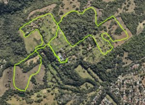 KZNTR Kenneth Stainbank 5km route map