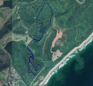 KZNTR Blythedale 6km Route Map
