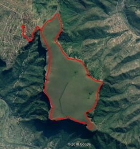 KZNTR Table Mountain 12km Route Map