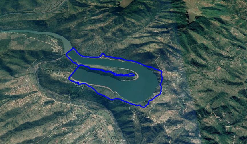 KZNTR 1000 Hills - 10km Route Map