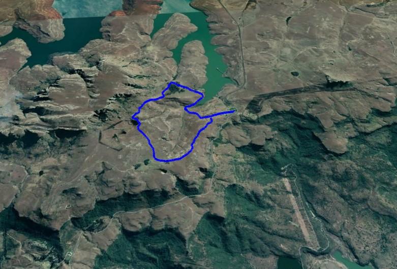 KZNTR DNT Mar19 - 6km Route